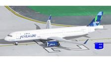 ACN955JB | Aero Classics 1:400 | Airbus A321 JetBlue N955JB
