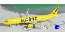ACN658NK | Aero Classics 1:400 | Airbus A321 Spirit N658NK