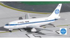 ACN385PA | Aero Classics 1:400 | Boeing 737-200 Pan Am N385PA