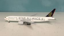 A59VSRI | Aero 500 1:500 | Boeing 777-200 Singapore Airlines 9V-SRI (Star Alliance) | is due: February 2016
