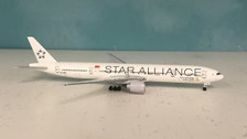 A59VSWI | Aero 500 1:500 | Boeing 777-300 Singapore Airlines 9V-SWI (Star Alliance) | is due: February 2016
