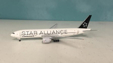 A5N78021 | Aero 500 1:500 | Boeing 777-200 Continental N78021 (Star Alliance)