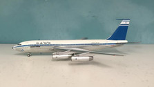 A24XABA2 | Aero Classics 200 1:200 | Boeing 720B EL AL Israel 4X-ABA (black titles) | is due: February 2016