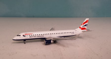 GJBAW1247 | Gemini Jets 1:400 | Embraer E-190 British Airways G-LCYO