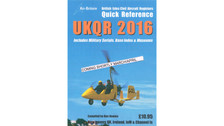 UKQR16 | Air-Britain Books | British Isles Civil Aircraft Registers Quick Reference 2016 - Don Hewins