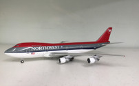 JF-747-2-004 | JFox Models 1:200 | Boeing 747-200 Northwest N626US