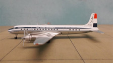 ACPHDSK | Aero Classics 1:400 | DC-7C KLM PH-DSK, 'The Flying Dutchman'