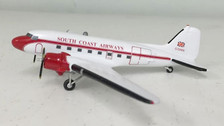 SC314 | Sky Classics 1:200 | DC-3 South Coast Airways G-DAKK | available on request