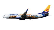 611053 | Herpa Snap-Fit (Wooster) 1:200 | Boeing 737-800 SunExpress D-ASXP, 'El Gouna Shuttle' | is due: July / August 2016