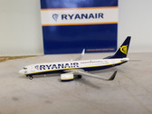 XX4706 | JC Wings 1:400 | Boeing 737-800 Ryanair EI-DWH, 'Valencia'