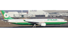 LH4002   JC Wings 1:400   Airbus A330-300 EVA Air B-16336   is due: June 2016
