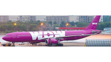 LH4005   JC Wings 1:400   Airbus A330-300 WOW Air TF-GAY   is due: June 2016