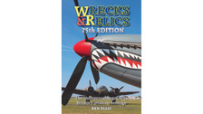 9781910809037 | Crecy Books | Wrecks and Relics - Ken Ellis (25th edition)