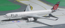 ACDQFJW | Aero Classics 1:400 | Airbus A330-300 Fiji Airways DQ-FJW