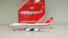 PH11263 | Phoenix 1:400 | Boeing 747-400 Malaysian 9M-MPP