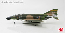HA1972 | Hobby Master Military 1:72 | McDonnell Douglas F-4C Phantom II 154thTFG,199th TFS HAWAII ANG Aloha Alert | is due:September 2016