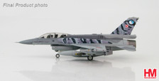 HA3835 | Hobby Master Military 1:72 | Lockheed F-16D Polish Air Force, NATO Tigermeet 2014