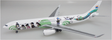 TS400016   JC Wings 1:400   Airbus A330-300 Songshan Airport gift model   Is due: June 2016