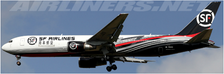 JCLH4010   JC Wings 1:400   Boeing 767-300 SF Airlines B-7593   Is due: June 2016