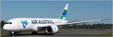 JCLH4011   JC Wings 1:400   Boeing 787-8 Dreamliner Air Austral F-OLRC
