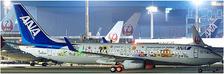 JC4690   JC Wings 1:400   Boeing 737-800 ANA Flower Jet JA85AN   Is due: June 2016