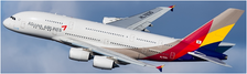 JC4691   JC Wings 1:400   Airbus A380 Asiana HL7635   Is due: June 2016