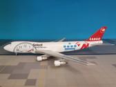 JF7472005 | JFox Models 1:200 | Boeing 747-200 Northwest Airlines Cargo 3 speed service N644NW