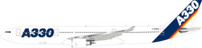 IF3330716 | InFlight200 1:200 | Airbus A330-300 House Colours F-WWKB (with stand) | is due: June 2016