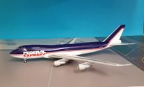 WB-747-FEDEX   JFox Models 1:200   Boeing 747-200F Fedex N631FE