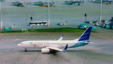 PH11271 | Phoenix 1:400 | Boeing 737-800 Garuda PK-GMK | is due: June 2016