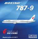 PH11274 | Phoenix 1:400 | Boeing 787-9 Air China B-7877