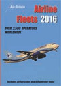 ABAF16 | Air-Britain Books | Airline Fleets 2016 | is due: June 2016