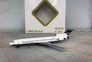 ACZSNOV | Aero Classics 1:400 | Boeing 727-200 British Airways landor ZS-NOV