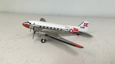CBU2S | Western Models UK 1:200 | Douglas DC-3 (C-47) Danish Air Force K-682