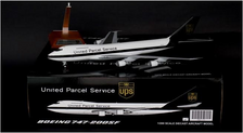 XX2132 | JC Wings 1:200 | Boeing 747-200F UPS N523UP | is due: July 2016