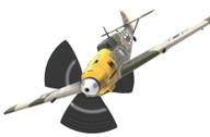 AA28001 | Corgi 1:72 | Messerschmitt Bf 109E-4, W.Nr.5057, Oberleutnant Josef 'Pips' Priller, 6./JG51