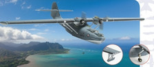 AA36110 | Corgi 1:72 | Consolidated PBY-5 Catalina, Otto F Meyer Jr, Patrol Squadron 14, Pearl Harbor | is due: October 2016