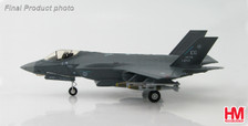 HA4407 | Hobby Master Military 1:72 | F-35A Lightning II 58thFS 33RDFW USAF
