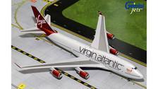 G2VIR608   Gemini200 1:200   Boeing 747-400 Virgin Atlantic G-VXLG, 'Ruby Tuesday'