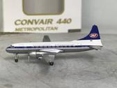 ACYUADR | Aero Classics 1:400 | Convair CV-440 JAT Yugoslav Airlines YU-ADR