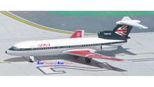 ACGAVFO | Aero Classics 1:400 | HS Trident 2 BEA G-AVFO, 'Speedjack'