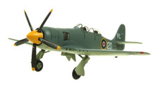 AV7229001 | 1:72 | Hawker Sea Fury T.20 Royal Navy VX281 120 VL, RN Historic Flight