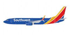 G2SWA609 | Gemini200 1:200 | Boeing 737-800 Southwest N8662F (Scimitar winglets) | is due: August / September 2016