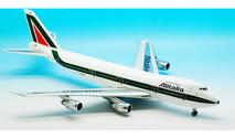 IF7421116 | InFlight200 1:200 | Boeing 747-200 Alitalia I-DEML (with stand)
