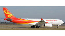 KD4676 | JC Wings 1:400 | A330-200F Hong Kong Air Cargo B-LNY, NEW TOOLING | is due: January 2017