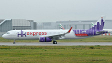 PH04116 | Phoenix 1:400 | Airbus A321 HK Express B-LEA | is due: January 2017