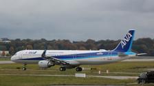 PH04119 | Phoenix 1:400 | Airbus A321 ANA JA111A