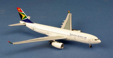 AC1496 | Aero Classics 1:400 | Airbus A330-200 South African Airways ZS-SXY