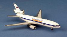 1507 | Aero Classics 1:400 | DC-10-40 Aeroflot Cargo VP-BDE