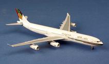 AC1500 | Aero Classics 1:400 | Airbus A340-300 Gulf Air o/c A40-LB
